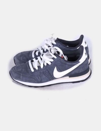 sports shoes e001b e4239 Deportivas Nike running flex grisNike