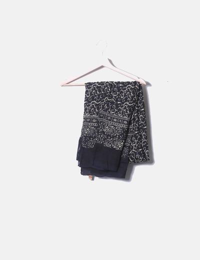 Foulard Colores de Otoño