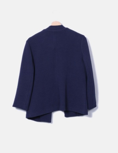Chaqueta canale navy