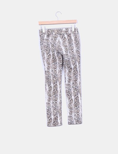 Legging animal print