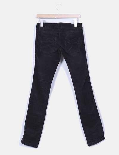 Pantalon de pana pitillo