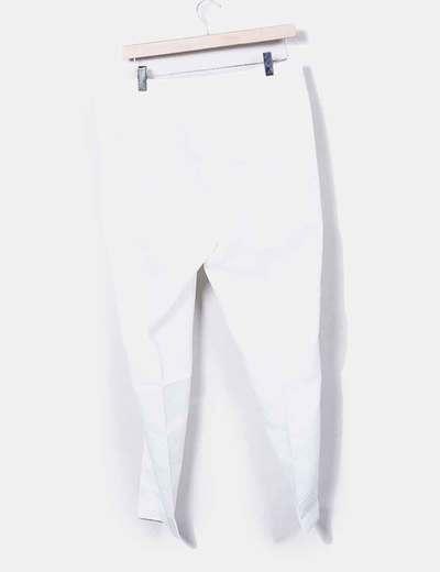 Pantalon chino texturizado