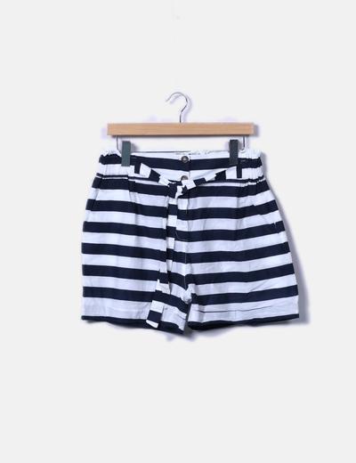 Shorts pinstripe Amichi