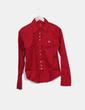 Camisa vermelha equipada Pedro del Hierro