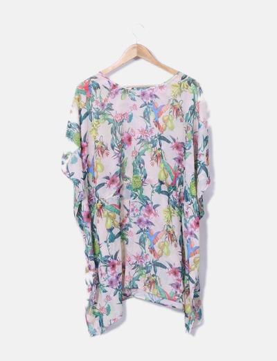 Bluson floral