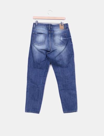 Jeans denim mom