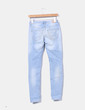 Jeans denim rotos Bershka