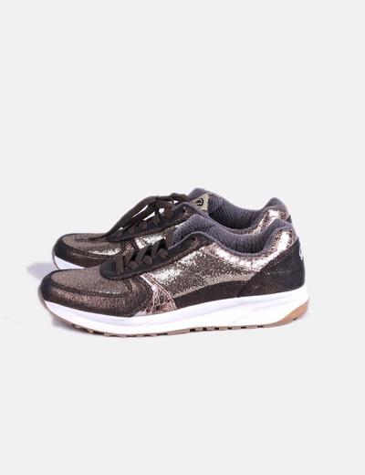 Chaussures de sport gflitter Kylie Crazy