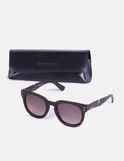 Gafas de sol dl0230 marrones