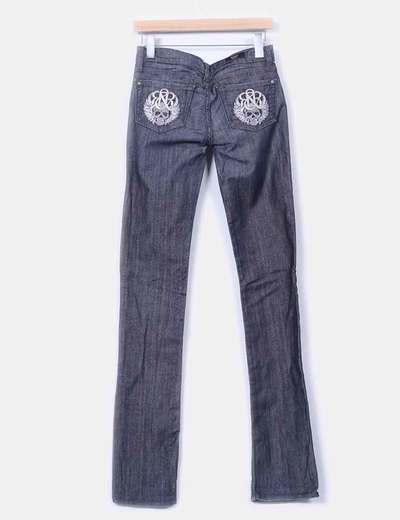 Jeans denim recto