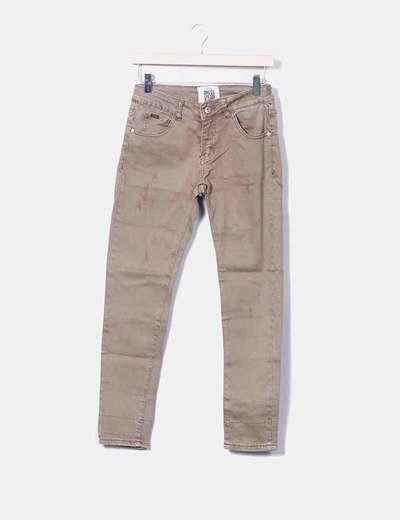 Pantalons slim Wiya