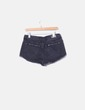 Shorts jeans cinza marengo Pull&Bear