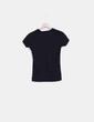 Camiseta negra print Paul Frank