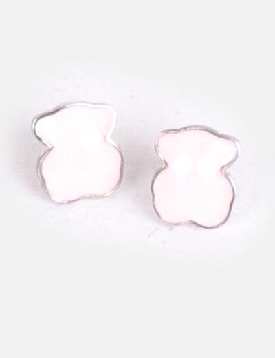 7e28e5d288d2 Tous Pendientes de plata con cuarzo rosa (descuento 69%) - Micolet