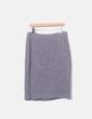 Conjunto de falda y jersey jaspeado Toypes