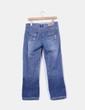 Jeans denim recto azul medio Visto Bueno