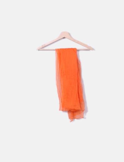 NoName Foulard orange soie (réduction 84%) - Micolet 1a2bb5b69fd