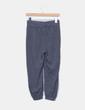 Pantalón baggy gris jaspeado Kiabi