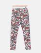 Pantalons imprimés fleurs Lefties