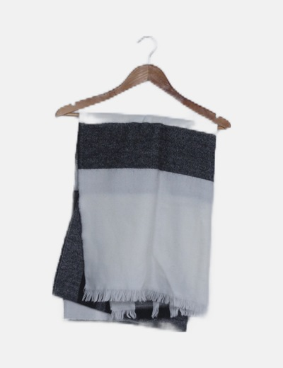 Maxi bufanda bicolor