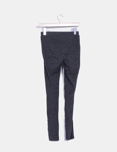 Leggings gris marengo NoName