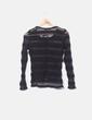 Jersey tricot  con detalle cadena en el cuello Primark