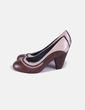 Zapatos heels bicolor diKsi
