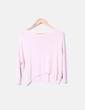 Jersey de punto rosa NoName