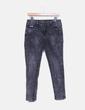 Jeans denim gris pitillo Naf Naf