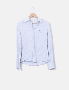 Camisa blanca rayas Thomas Burberry aad5567e14071