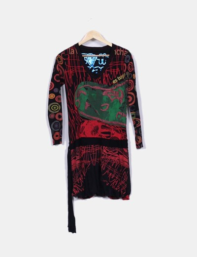 Robe courte Desigual