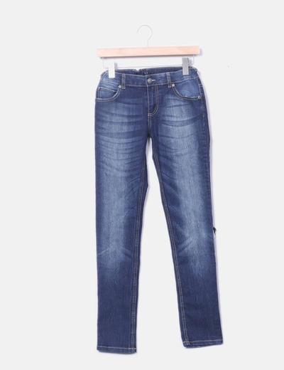 Jeans Pantaloni Sisley Pantaloni Sisley Da Jeans Da Donna RqAj354L
