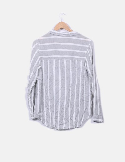 Camiseta de rayas con puntos