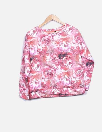 Camisola floral Suiteblanco