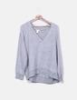 Jersey soft gris H&M