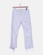 Jeans denim blanco Zara
