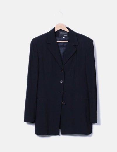 Blazer noir Easy Wear