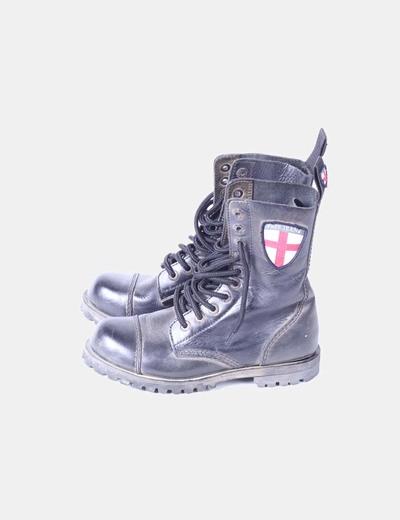 Botín militar cordones Pepe Jeans