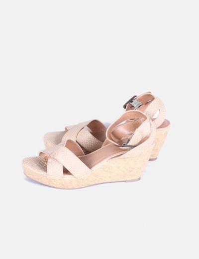 Sandales avec brides Tex Woman