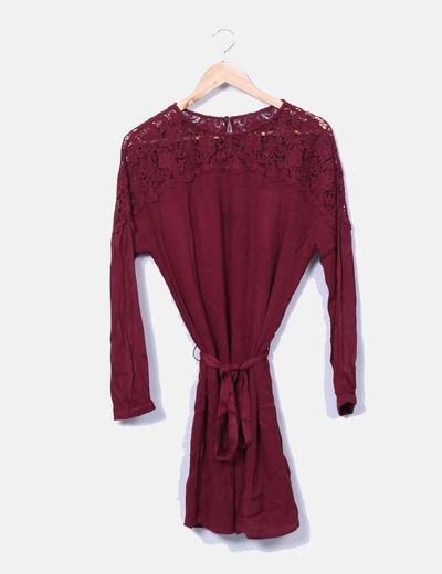Robe courte Promod