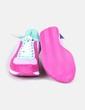Chaussures multi-couleurs de sport imprimé étoile Suiteblanco