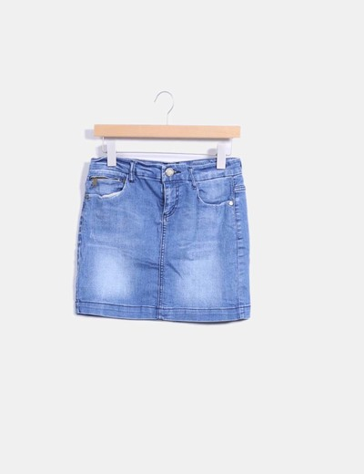 Jupe denim Sfera