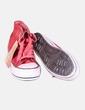 Zapatilla deportiva roja Pipioca