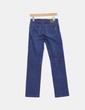 Pantalón demin oscuro corte recto Amichi