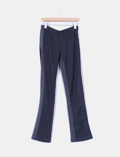 Pantalons gris customizado Custo Barcelona