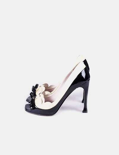 Chaussures à talon Miu Miu