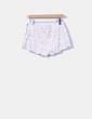 Short beige crochet Zara