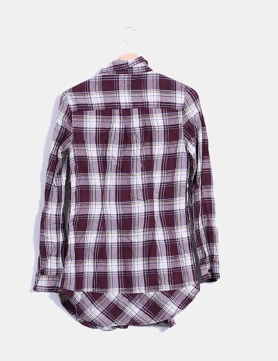 Camisa de cuadros grante