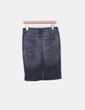 Jupe grise denim only jens