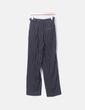 Pantalón negro raya diplomática Urban outfitters